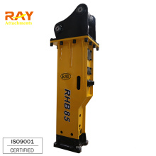 Construction Attachment Stone Breaking Tools Hydraulic Hammer Prices