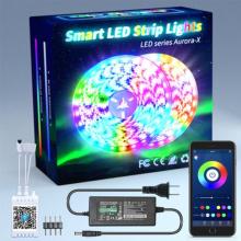 Flex LED Strip 5050 Bluetooth 10 meter set
