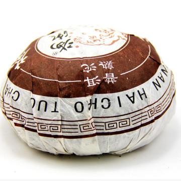 Top спелый чай puerh puerh китайский чай Pu erh yunnan shu puerh чая pu er теряет еду веса веса оптом, здоровье Ухоженный ровный чай