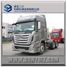 520HP Hyundai Xcient P520 6X4 Traktor Kopf LKW