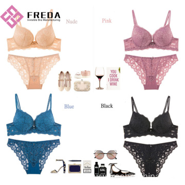 women's cheap lace bra and panty sets