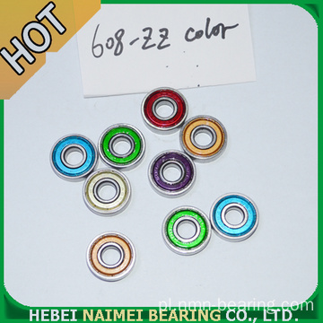 Skate Board Scooter Chrome Steel Bearing 608 2rs