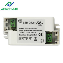 12W 12V 1A White LED Power Driver Transformer