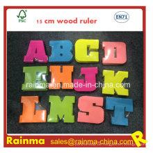 Alphabet Haftnotizen mit schönem Design