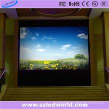 Крытый/Открытый прокат полного цвета заливки формы СИД видео-стены для рекламы (Р3.91, Р4.81, П5.68, Р6.25)