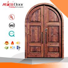 ASICO KH051 Solid Teak Wood Church Double Door in Good Price
