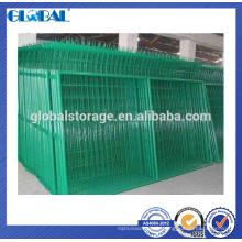 Système de clôture de fil bon marché de barrière de haute qualité pour la protection