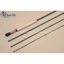 Customized High End Im12 Nano Carbon Blank Fly Fishing Rod