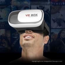 """Vr Juego Shenzhen Vr Box 3D Vr Blanco + Gris + Auricular Negro 4.7-6 """"Smartphone"""