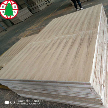 18mm Teak Veneer Commercial Plywood for Furniture Decoration