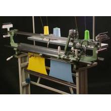 Hand Driven Flat Knitting Machine