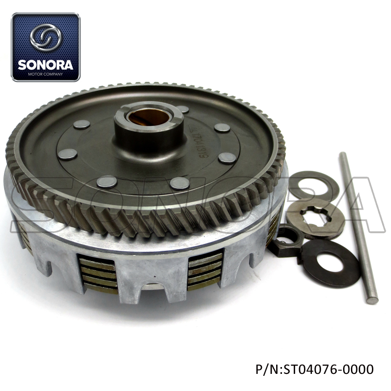 ST04076-0000 Minarelli AM6 Clutch for YAMAHA DT 50 (3)