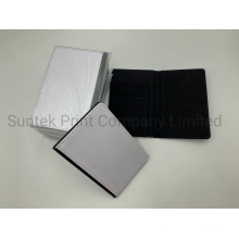 Sublimation Blank Leather Passport Holder