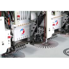 Lejia máquina de bordar dupla de lantejoulas