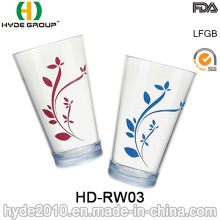 350ml Promotional Clear Plastic Cup Stadium Cup
