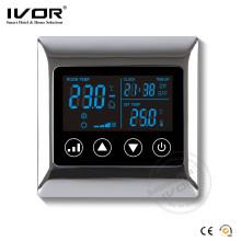 Thermostat de salle à contrôleur programmable électronique automatique Ivor