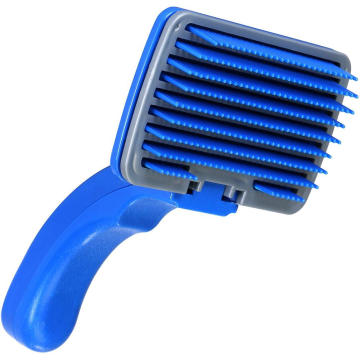 Self Cleaning Slicker Pet Grooming Brush