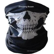 OEM Produce Customized Logo Skull Printed Outdoor Sports Customzied Bandana Buff