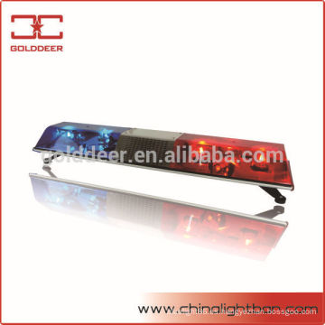 Barra de luz rotador Lightbar policía con altavoz