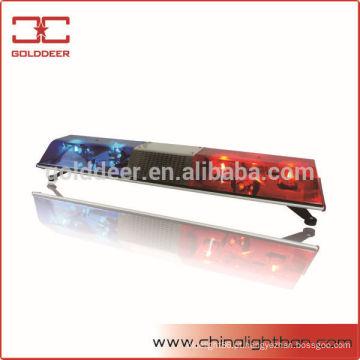 Rotador Lightbar polícia barra de luz com alto-falante