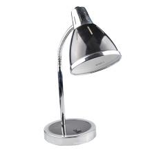 Черный цвет простой стиль лампы утюг настольная лампа