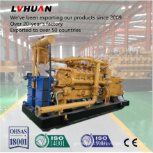 Electric Power Motor Coal Bed Gas Generator for 600kw