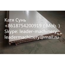 Доска подоконник ПВХ линия Штранг-прессования /Прессуя машина/производственная линия/машинное оборудование пластмассы (80/156) (92/188)