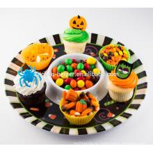 Venta al por mayor de precio de fábrica BPA libre de alimentos grado resistente al calor Colorido DIY herramientas de horneado antiadherente Soft Silicone Muffin Cup