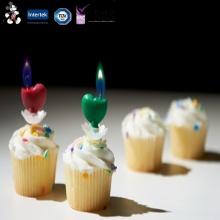 Protection de l'environnement Bonne qualité Décoration de fête Bougies drôles