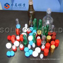 Moldes de injeção de plástico de alta precisão