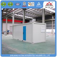 Maison en conteneur structurelle en acier économique sur promotion
