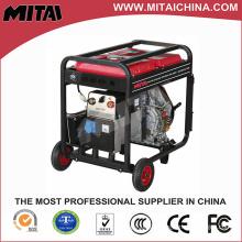 Benzin-Schweiß-Generator-Maschine mit Ce-Zertifikat Made in China