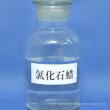 Parafina 52 clorada para el plastificante del PVC