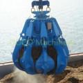 Orange Peels SMAG Electro-Hydraulic Grab Bucket