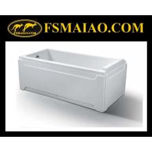 Banheira simples acrílica contemporânea do estilo (BA-8702)