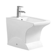 European Style Sanitary Ware Bathroom Shattaf Ceramic Bidet
