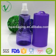 Garrafa de plástico líquido descartável com bomba shenzhen fornecedor