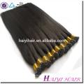 Remy doble precio de fábrica mini dip tinte ombre nano extensión del cabello