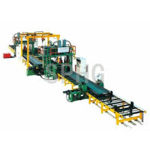 Steel Structure Production Line H Beam Assembly