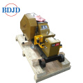 Baja Batang Rebar Angle Cutting Machine Rebar Thread Mesin Pemotong Bergulir