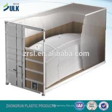 Flexitank de contenedor, Flexi bolsa de 20 pies para transporte de producto líquido