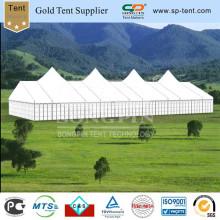 25X65 wasserdicht im Freien Luxus extra große gebrauchte feste Wand Zelte zum Verkauf