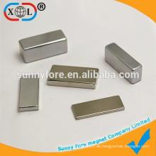 Hochleistungs-Magnet quadratisch geformte Materialien