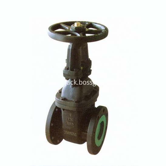 Mss Sp 70 Rising Stem Gate Valve