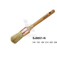 Sjie8051-N Pure Borsten Runde Pinsel