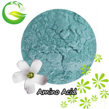 Fertilizante orgánico de amino quelado del aminoácido Cu