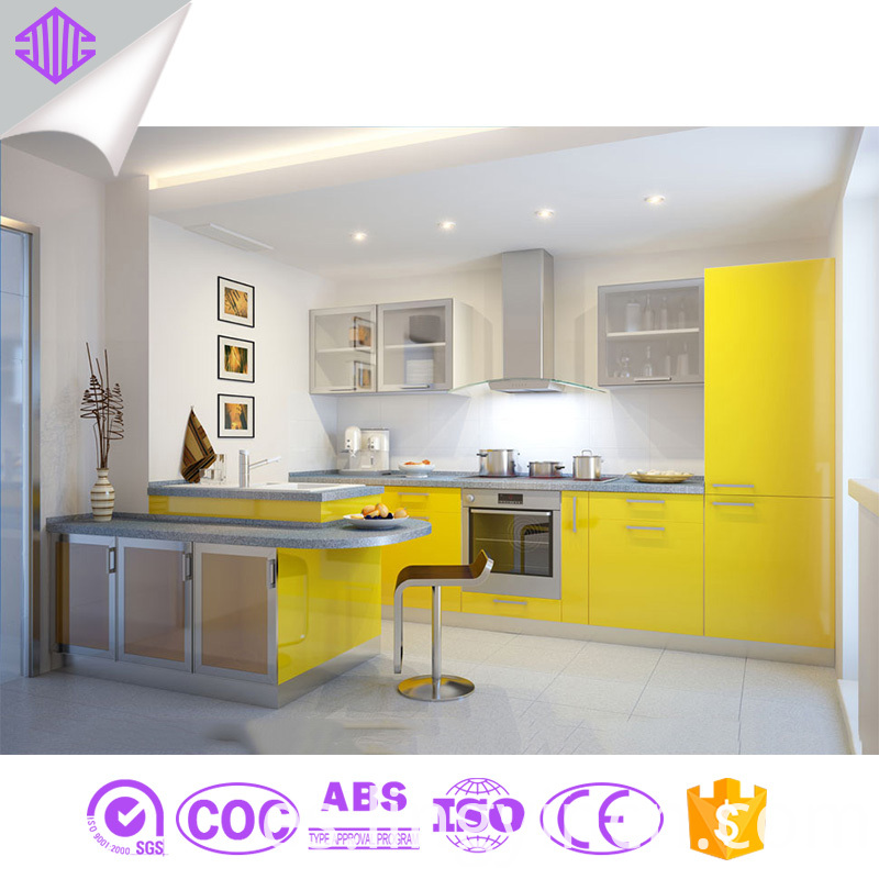 hot sale cheap lacquer kitchen cabinets