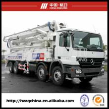 Bomba de entrega de concreto, pronto misture caminhões de concreto para venda
