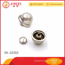Personalized handbags rivets and studs for handbags decoration