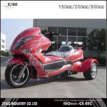 Street Legal ATV Trike for Sale 3wheels 300cc Water Cooled CVT